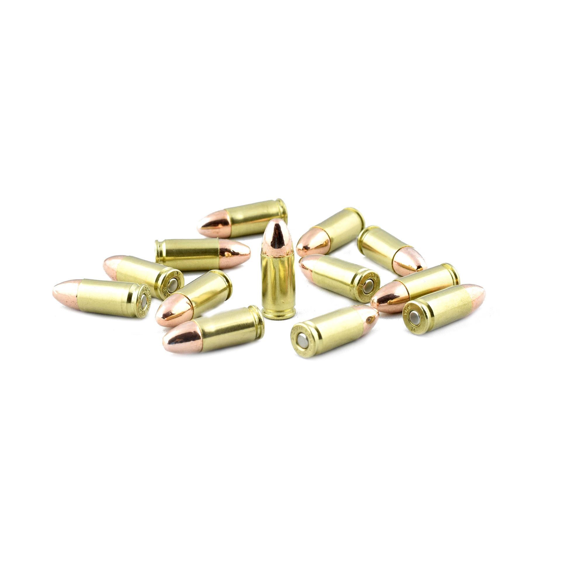 9mm 124gr. & 115gr.Bulk In Stock NOW !
